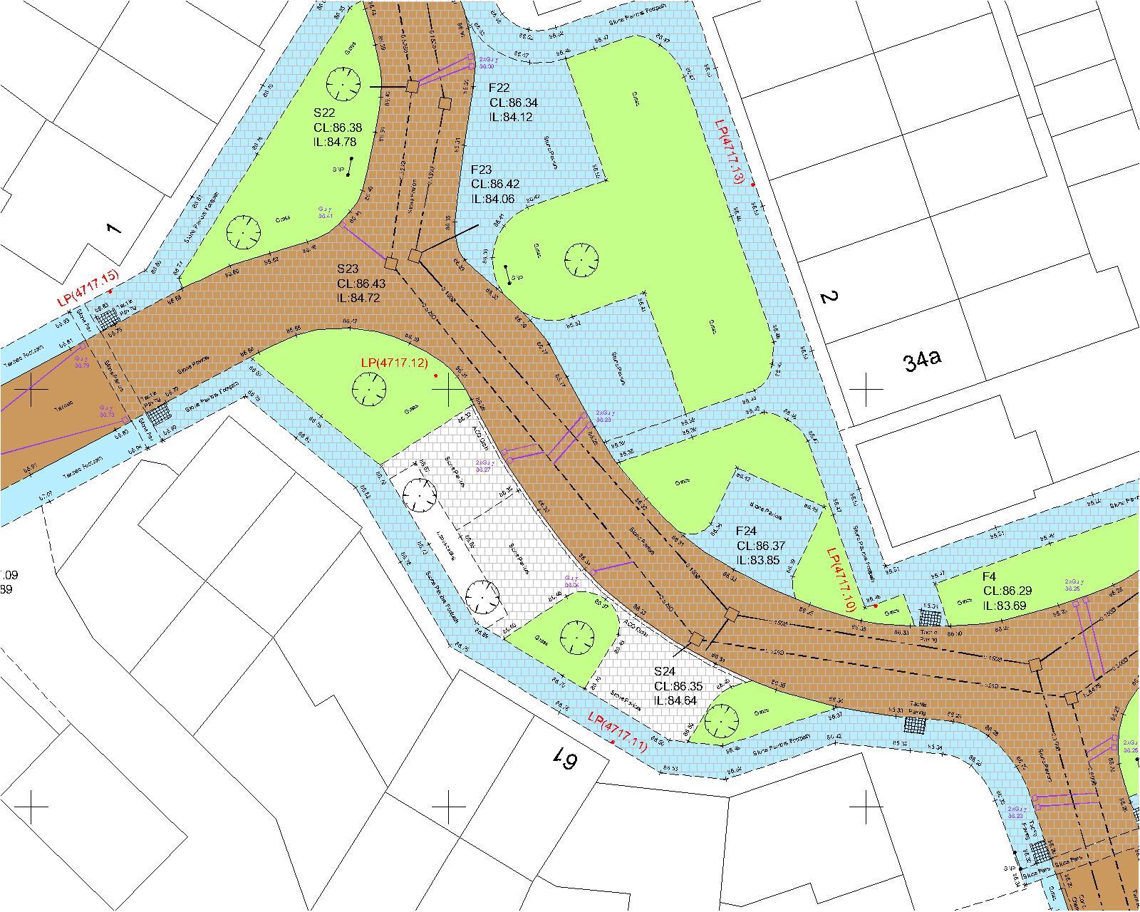 as built surveys for adoption bm land surveys